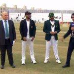 Sri Lanka, win, toss, elect, bat, Pakistan, first Test
