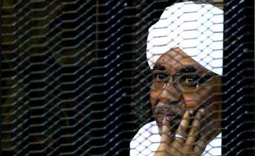 Sudan, Bashir, sentenced, two years, detention, corruption