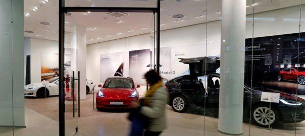 Tesla Germany state premier companies draw