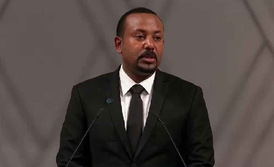 Ethiopian PM Abiy receives Nobel Peace Prize in Oslo