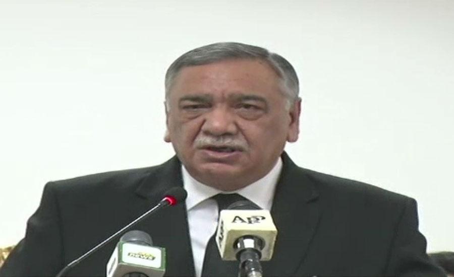 Media misrepresented his stance on Musharraf case verdict, says CJP