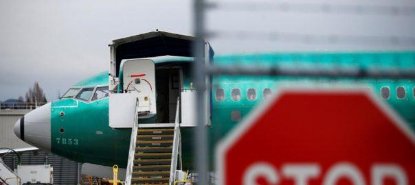 Boeing 737 crisis WASHINGTON Reuters Boeing Co 737 MAX