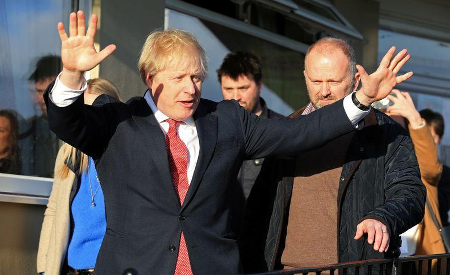 Johnson LONDON Reuters Prime Minister Boris Johnson