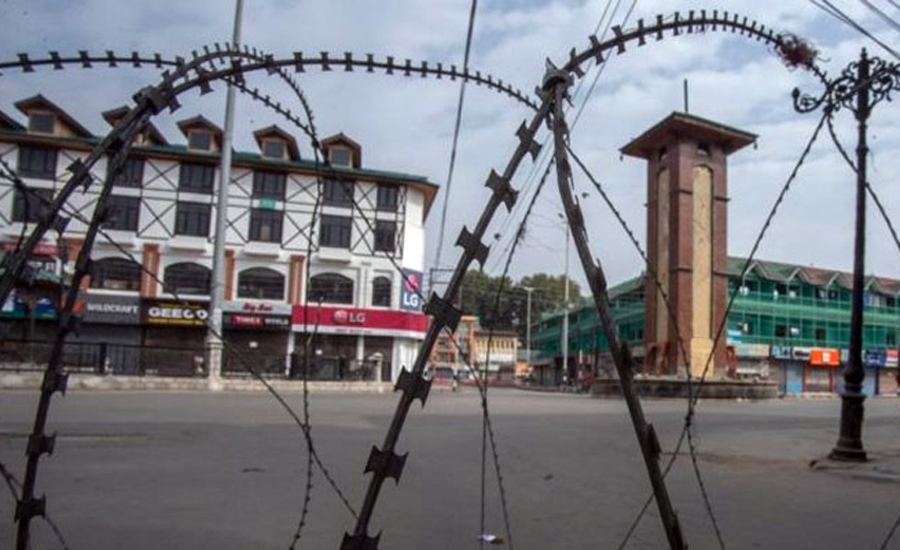 Fear, intimidation continue to prevail as lockdown enters 121st in IOK