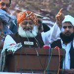boat fazlur rehman JUI-F chief Maulana sink
