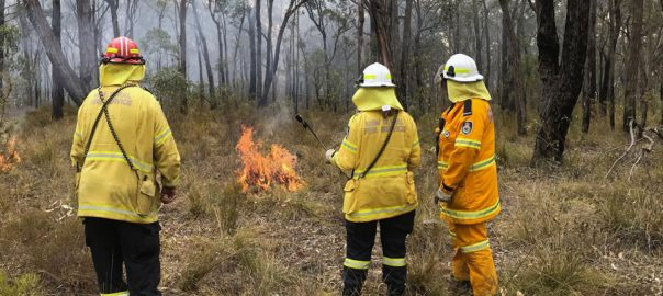 Melbourne, Australian firefighters, Christmas Day, bushfires, weather, sacrificing