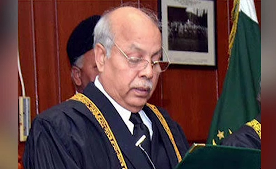 Notification issued for appointment of Justice Gulzar Ahmed as CJP