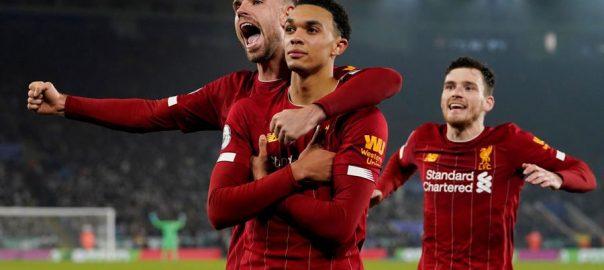 Liverpool, Premier League, Leicester City, 4-0, King Power Stadium, Roberto Firmino