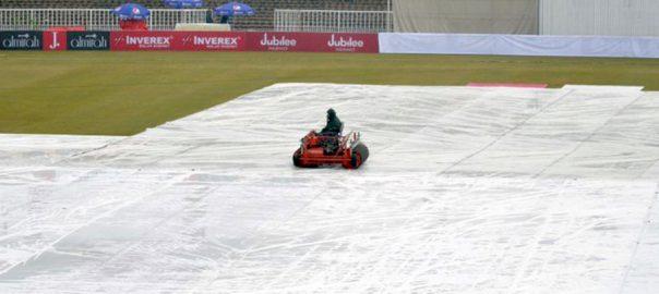 Fourth, day, Pakistan-Sri Lanka, Test, abandoned, wet, outfield