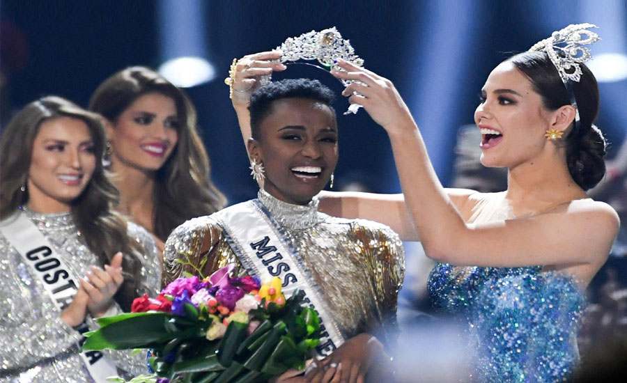 Miss Universe South Africa Miss South Africa crowned 2019