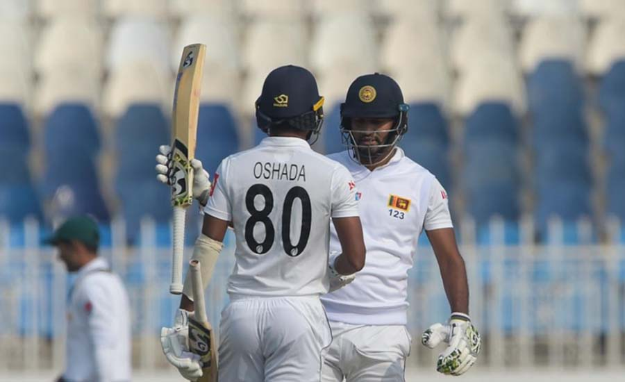 Pakistan Test Sri lanka wickets five wickets