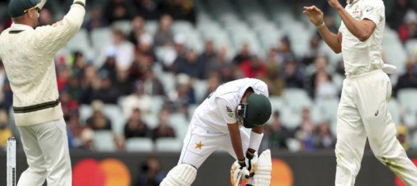Australia Pakistan test yasir Shah ICC whitewash