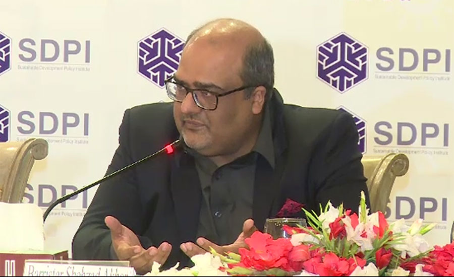 Shahzad Akbar Accountability Barrister power struggle govt instituions