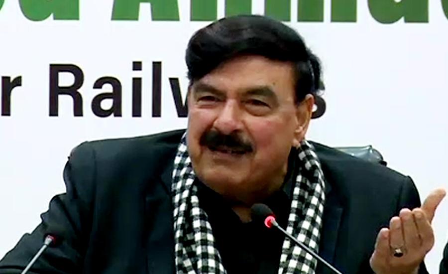 No evil in sending Asif Zardari abroad if Nawaz as criminal can go: Sheikh Rasheed