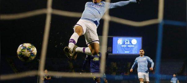 Gabriel Jesus, hat-trick, Man City, 4-1 win, Champions League