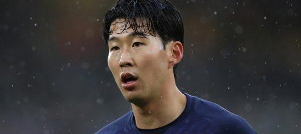 Mourinho bemoans Premier League LONDON Reuters Son Heung-min' Tottenham Hotspur Chelsea