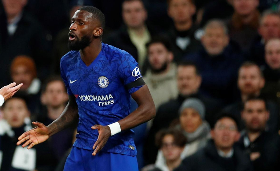 Chelsea's Rudiger wants swift action against alleged racist abusers
