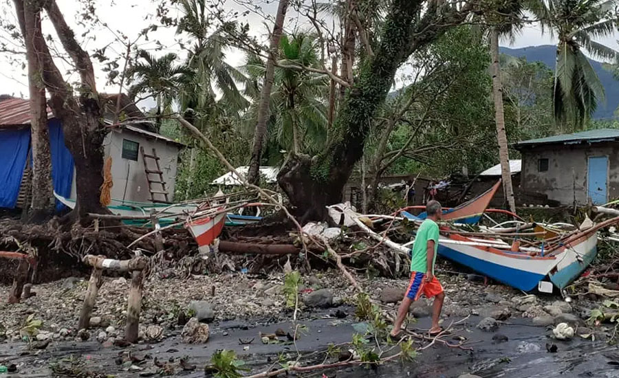 Death toll reaches 28 as Philippines recovers from Christmas typhoon