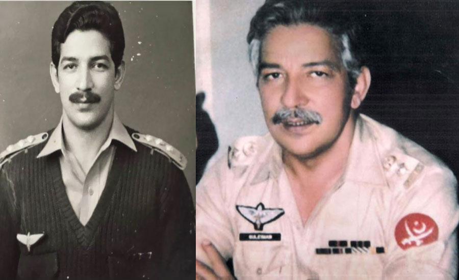 Suleiman Veteran Veteran hero of 1971 ISPR Lieutenant Colonel