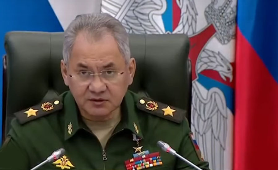 Russia to form 20 military units to beef up western border by end of this year: defence minister