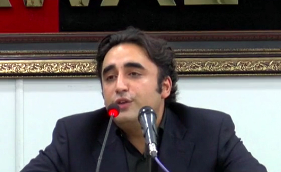 Over 21% poverty rate belying claims of economic progress: Bilawal Bhutto