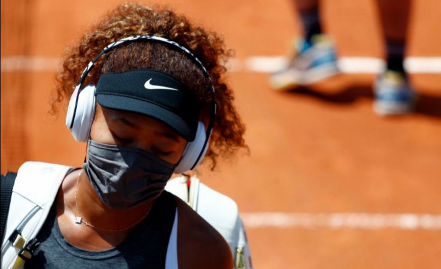 Japan rallies to support Osaka after French Open withdrawal
