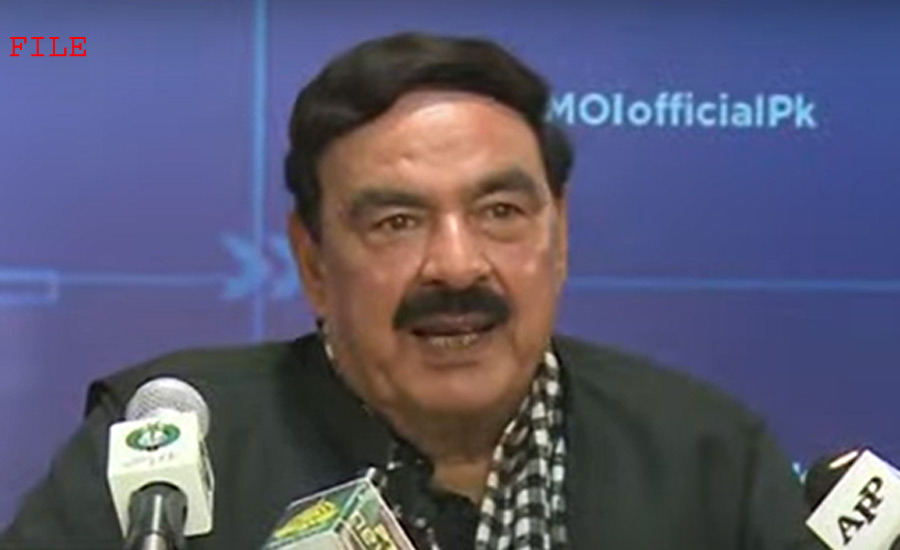 PDM has disappeared, now only Fazalur Rehman & PML-N exist: Sheikh Rasheed