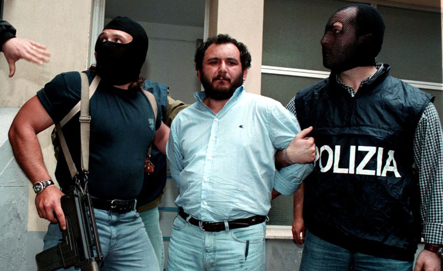 Sicilian mafia 'people-slayer' Giovanni Brusca released after 25 years in jail