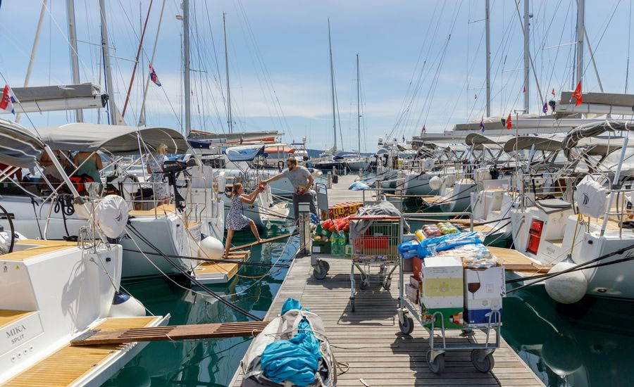 Escaping the crowds: Croatia yacht holidays in demand once again