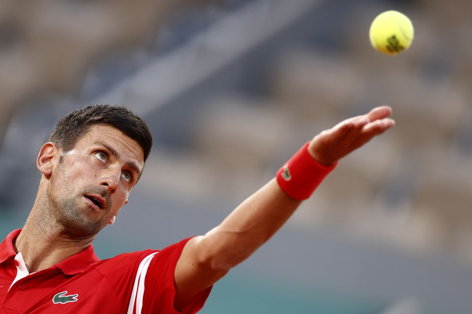 Nadal, Djokovic ease through as French Open continues without Osaka