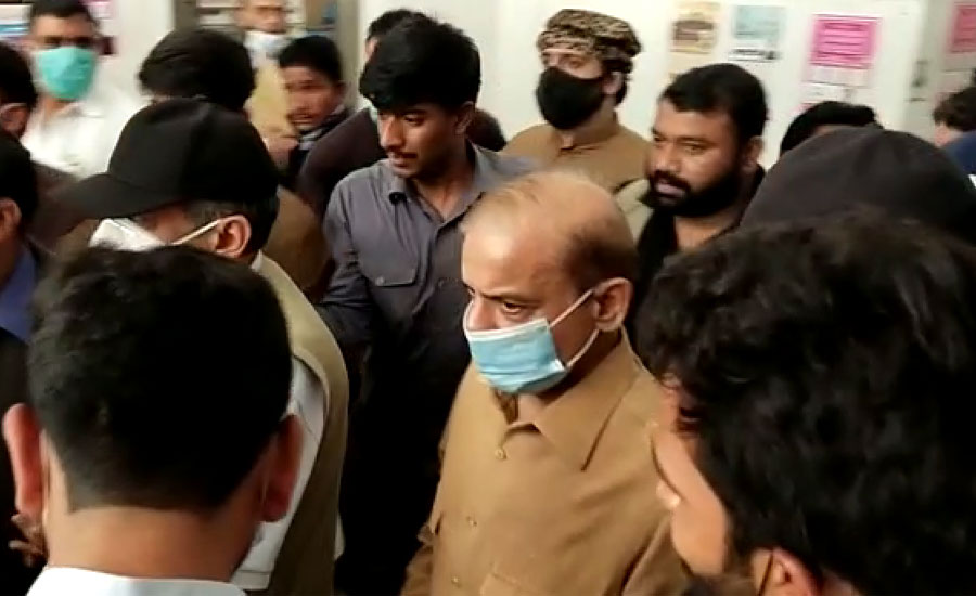 Govt withdraws appeal against removal of Shehbaz Sharif's name from blacklist