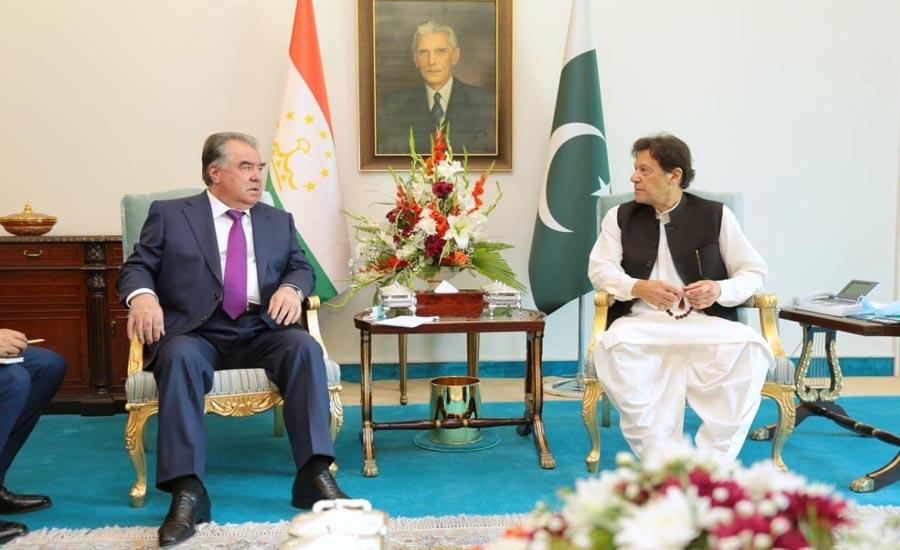 No talks with India until restoration of Kashmir's special status: PM Imran Khan