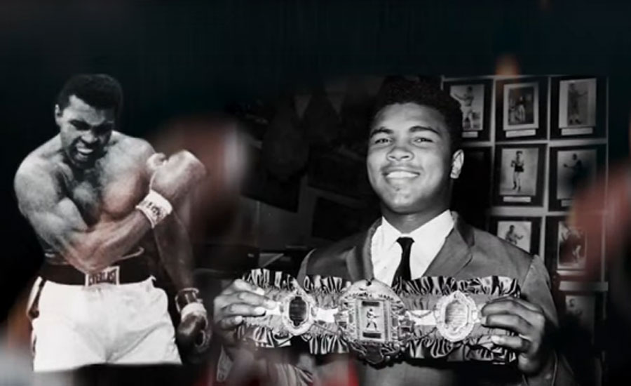 Legendary boxer Muhammad Ali remembered on his fifth death anniversary