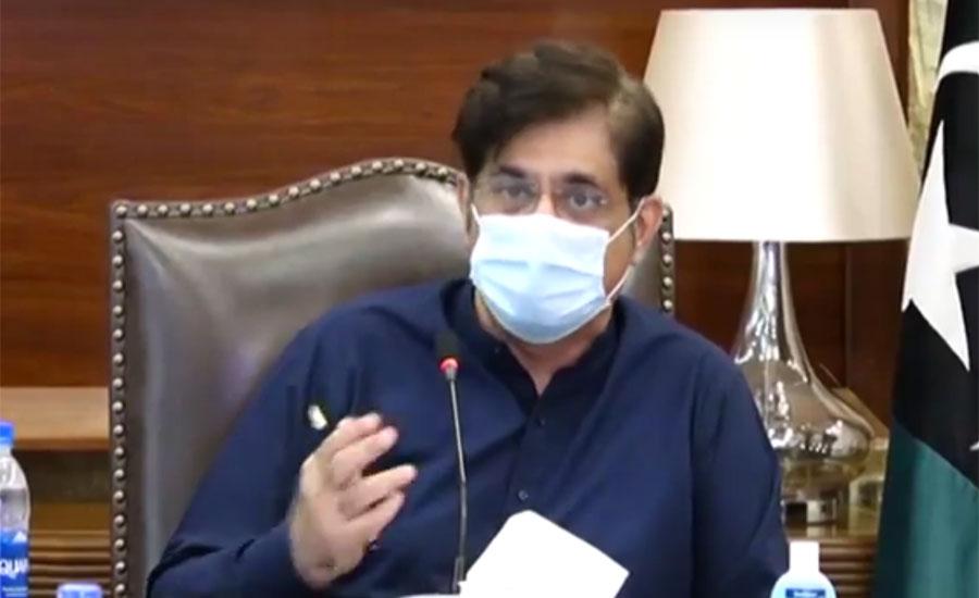 Sindh govt links employees' salary to coronavirus vaccination