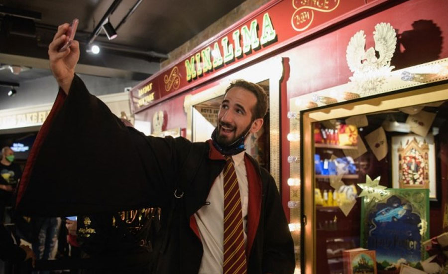 World's largest Harry Potter store opens in New York