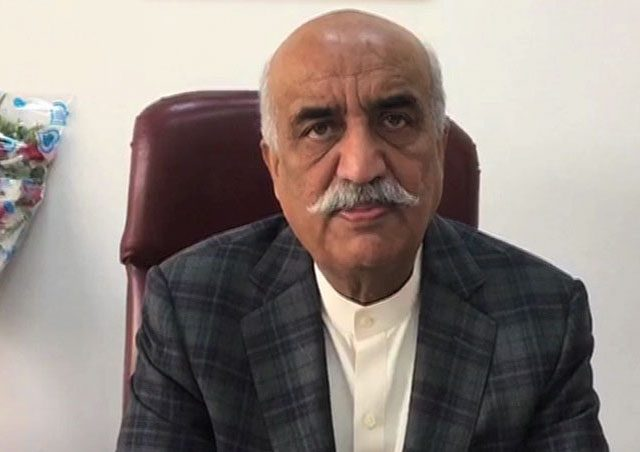 PPP's Khursheed Shah withdraws bail plea from SC in assets case