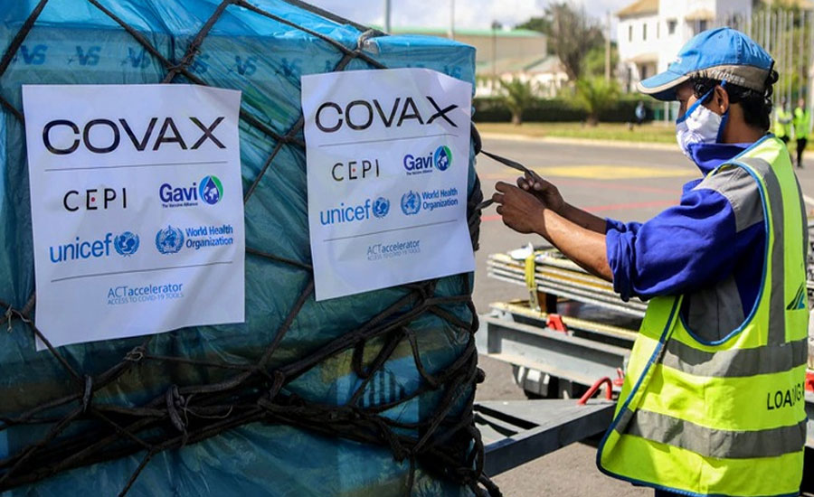 WHO warns of Covax doses shortfall in June, July