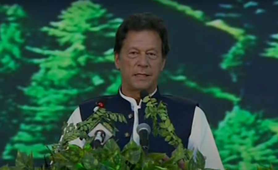 We allocate funds to protect environment with a great difficulty: PM Imran Khan