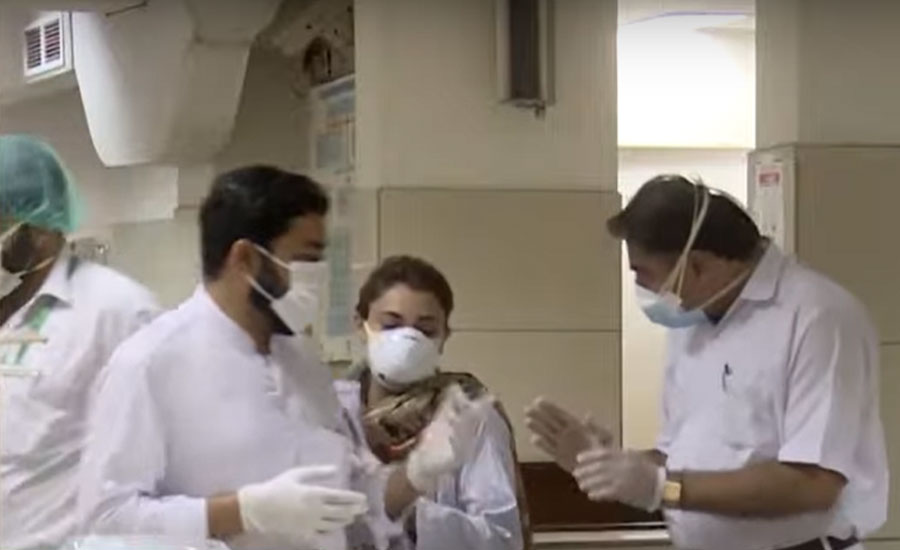 Coronavirus claims 76 more lives during past 24 hours in Pakistan