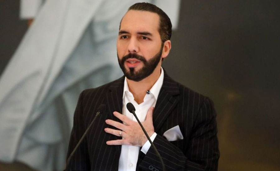El Salvador's President Says Will Send Bill to Make Bitcoin Legal Tender