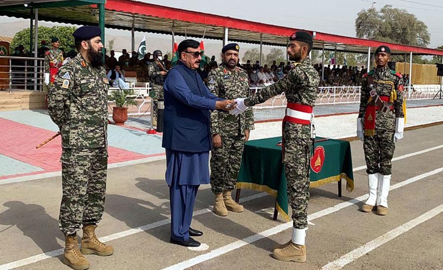 FC has important role in peace establishment: Interior Minister