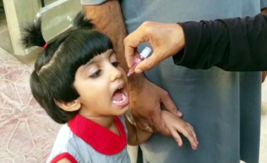 Anti-polio campaign to start in Punjab, Sindh today