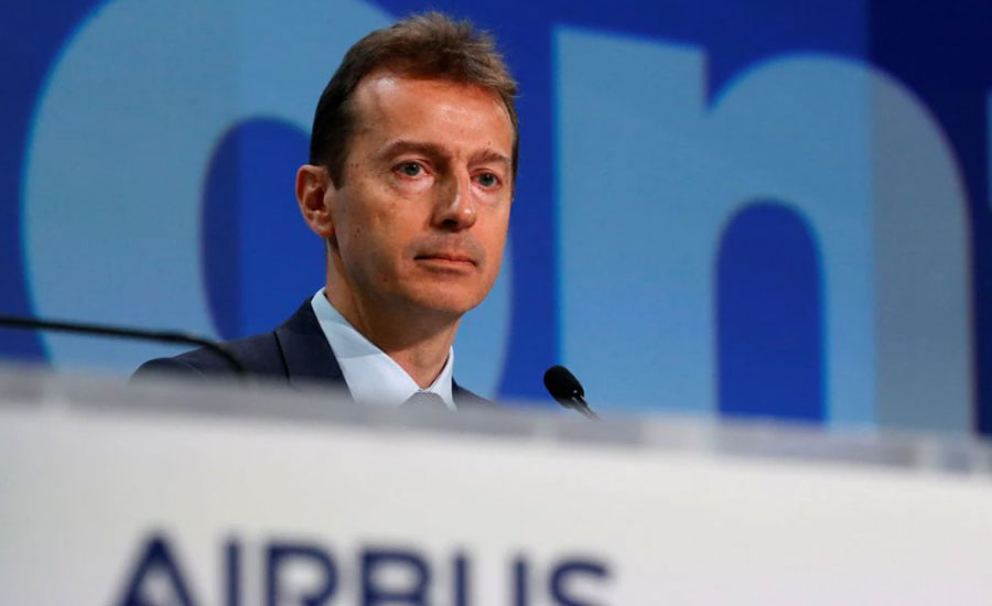'People want to fly again': Airbus CEO expects business travel to recover