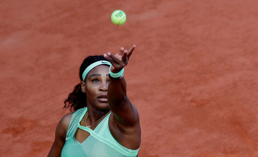 Williams knocked out in French Open fourth round by Rybakina