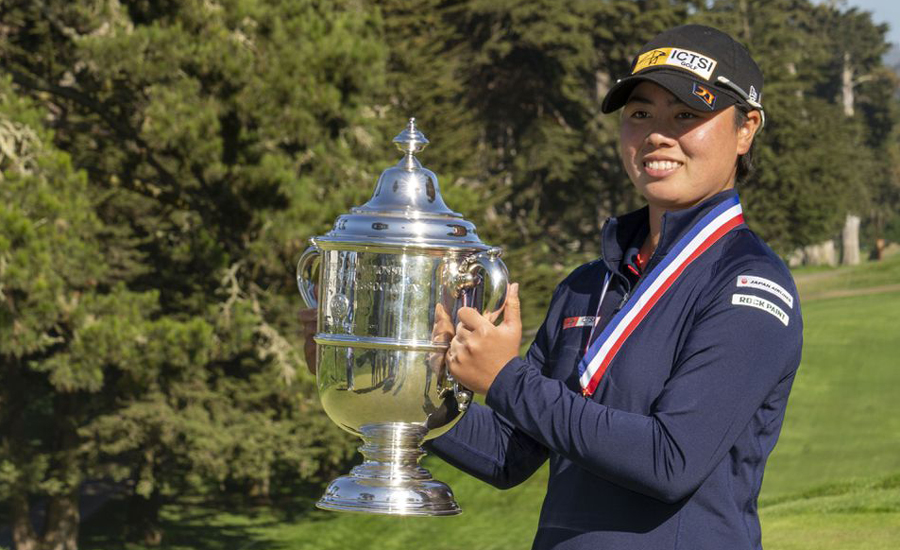 Golf: Saso triumphs in playoff to win US Women's Open