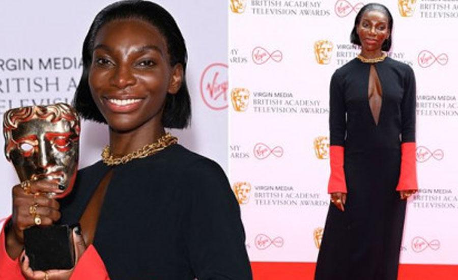 Star of 'I May Destroy You' wins big at Britain's BAFTA awards