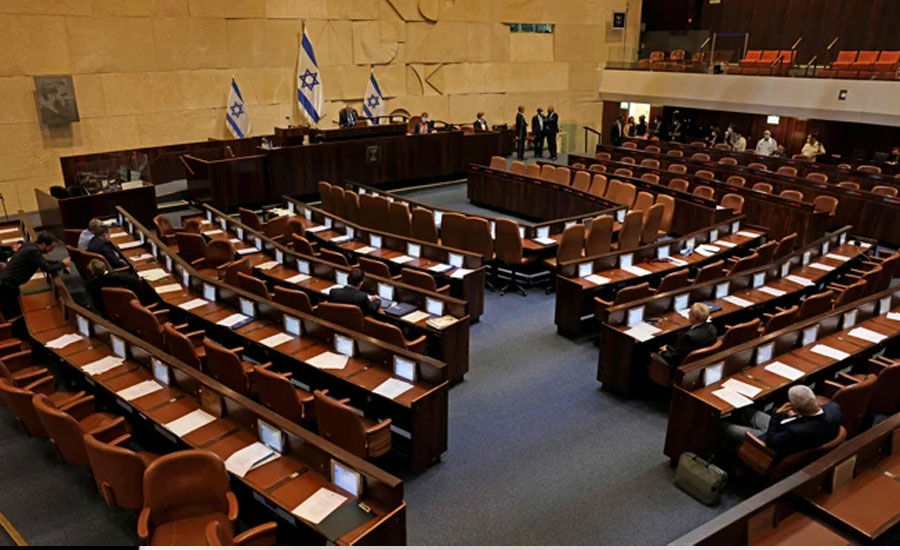 Israel braces for political suspense as Parliament speaker denies anti-Netanyahu bloc confidence vote
