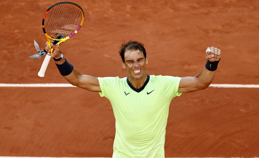 Merciless Nadal marches into French Open quarter-finals