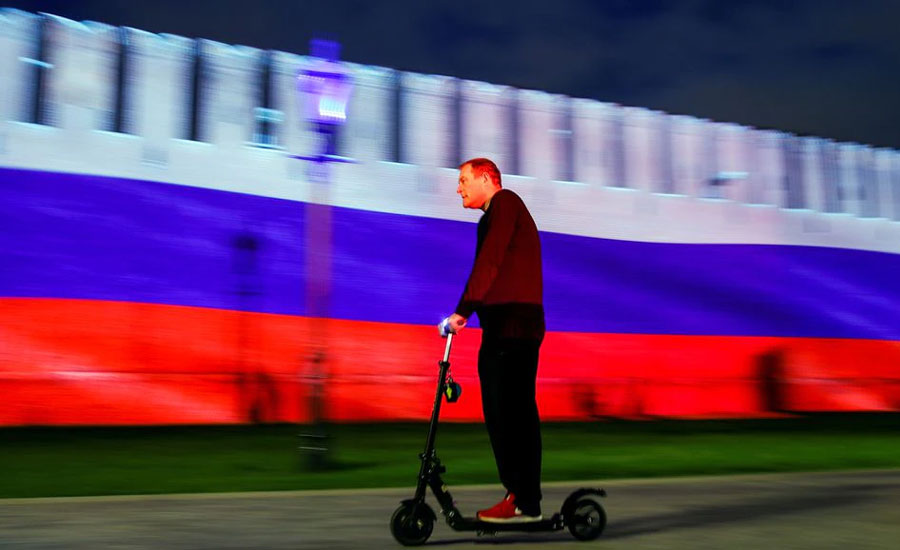 Moscow reins in speeding electric scooters as accidents grow