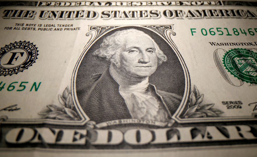 Dollar teeters as traders look to upcoming US inflation data